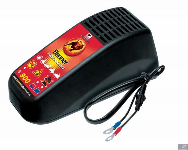 Banner Accugard Bike battery charger 900mA 12v